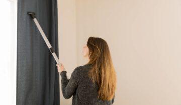 Le nettoyage de rideaux : comment procéder ?